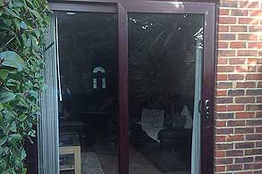 Patio / French Doors